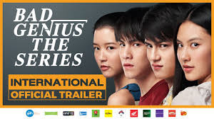 BAD GENIUS Official International Trailer 2017